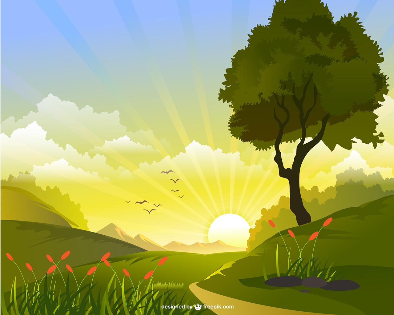 Green Landscape3